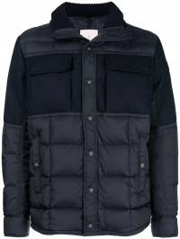 Moncler - down feather padded jacket 39855300393663869000