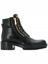 Balmain - lace-up ankle boots BV359666930330560000