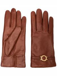 L'Autre Chose - leather gloves 96950365U59693066085