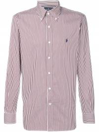 Ralph Lauren - logo striped fitted shirt 30359993935569000000