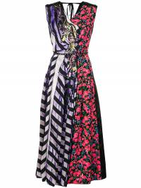 Marc Jacobs - striped floral summer dress 63605569939956360000