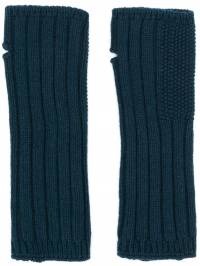 Holland&Holland - Cashmere Knitted Mittens 890L6666093099303000