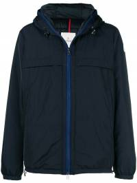 Moncler - hooded zip jacket 59655555393663838000