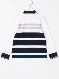 Boss Kids - striped polo shirt C33N6893958589000000