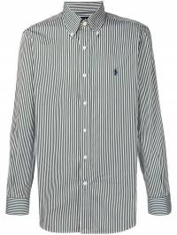 Ralph Lauren - logo striped fitted shirt 30359993935560000000