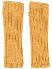 Holland&Holland - cashmere knited mittens 890L6666093099360000