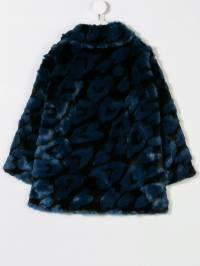 Stella McCartney Kids - faux-fur coat 930SLK93939556300000