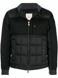 Moncler - zipped jacket 55855300393060336000
