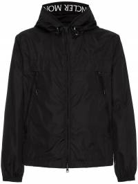 Moncler - Massereau logo hooded jacket 35655595590650660000