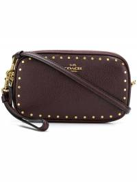 Coach - border rivets crossbody bag 95930393690000000000