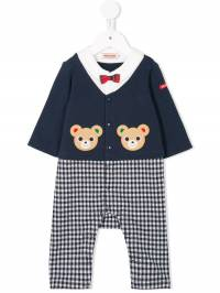 Miki House - cardigan and trousers romper set 06638893693685000000
