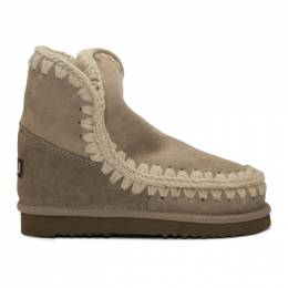 Mou Grey 18 Ankle Boots 182326F11301501GB