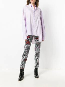 Each X Other - asymmetric design shirt 8G956369365885000000