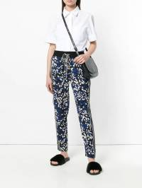 3.1 Phillip Lim - printed drawstring trousers 95560DCRBF6659033558