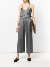 Theory - cropped palazzo trousers 60005936908630000000