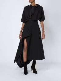 Y/Project - front slit skirt IRT95S95930358590000