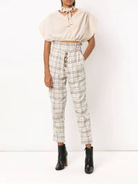 Framed - Played cropped trousers 69990956935000000000