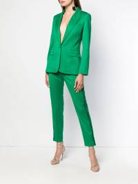 Styland - side-stripe tuxedo trousers 9996GREEN33999365360