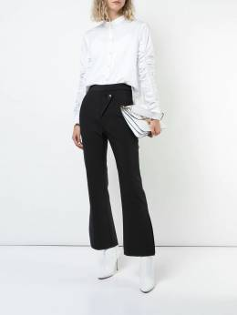 Ellery - расклешенные брюки 'Wright and Wrong' 356SUBLK936358630000