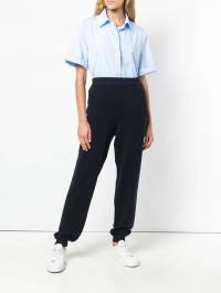 Lanvin - straight-leg knitted trousers R595MMC69A9893066359