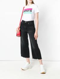 Levi's - cropped flared jeans 03939335590000000000
