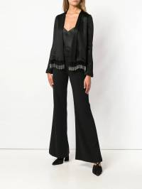 Galvan - high waist flared trousers 39303096000000000000