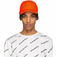 Etudes Orange Cloud Cap