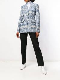 Off-White - printed detail trousers A666F98A696539666933