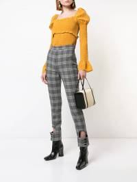 Ellery - checked high waist trousers 385BOBLK939558990000