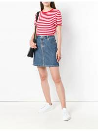 A.P.C. - denim skirt ZKF66695939869950000