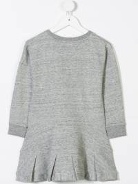 Chloé Kids - logo embroidered T-shirt dress 365A3893655539000000