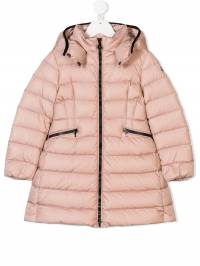Moncler Kids - zipped padded coat 66655595593909833000