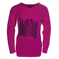 Little Marc Jacobs Pink Printed Long Sleeve T-Shirt 8 Yrs 63971