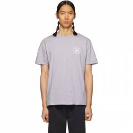 A.P.C. Purple Arrol T-Shirt 191252M21301401GB