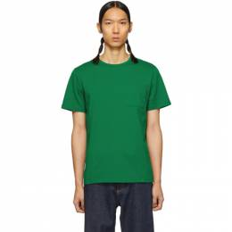 A.P.C. Green Jess T-Shirt 191252M21302002GB