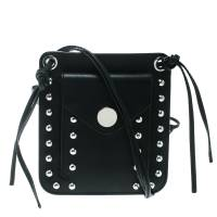 3.1 Phillip Lim Black Leather Crossbody Bag 170437