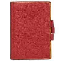 Hermes Two-Tone Courchevel Leather Agenda Cover