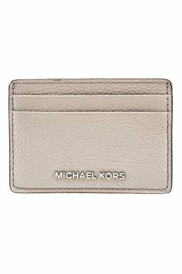 Серая визитница Money Pieces MICHAEL Michael Kors 984111027