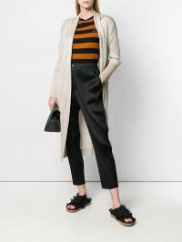 Pleats Please By Issey Miyake - укороченные брюки 6JF535MANNISH9386380
