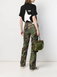 Golden Goose - футболка с принтом WP906M96938858360000