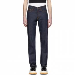Eytys Indigo Raw Cypress Jeans 191640M18600302GB
