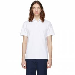 A.P.C. White Pavement Polo 191252M21200201GB