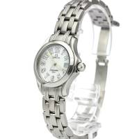 Omega MOP Stainless Steel Seamaster Women's Wristwatch 26MM 184396