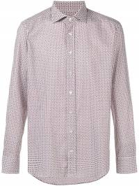 Etro - paisley print fitted shirt 68365393600955000000