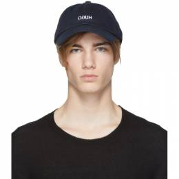 Hugo Navy X 540 Logo Cap 192084M13900101GB
