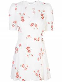 Reformation - Lucky wrap dress 36399566399800000000