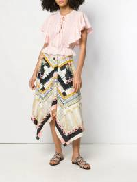Temperley London - блузка Beaux BAX53650939900850000