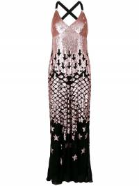 Temperley London - платье 'Starlet' с пайетками SAR56939936583830000