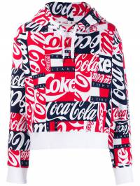 Tommy Jeans - худи Tommy x Coca Cola DW636389393099300000