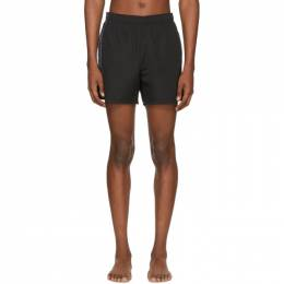 Hugo Black Anguilla Swim Shorts 192084M20800703GB